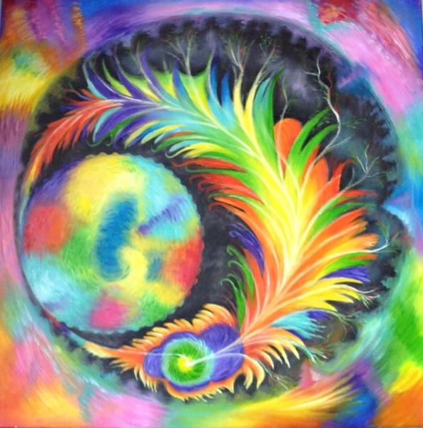 Para Mirar Pinturas Iglesias Beatriz Centro Cultural Virtual - Pinturas-de-mandalas